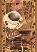 Clementoni Caf� Jigsaw Puzzle