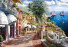 Capri - 1000 pc Jigsaw Puzzle by Clementoni