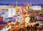Las Vegas - 6000 pc Jigsaw Puzzle by Clementoni