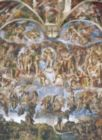 "Michelangelo ""Universal Judgment"" - Museum - 1000 pc Jigsaw Puzzle by Clementoni"