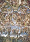 "Clementoni Michelangelo ""Universal Judgment"" Jigsaw Puzzle"