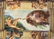 Clementoni Michelangelo 6000-Piece Jigsaw Puzzle