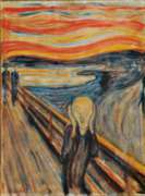 "Clementoni Munch ""The Scream"" Jigsaw Puzzle"