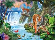 Clementoni Tiger's family Jigsaw Puzzle