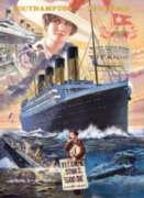 Clementoni Titanic 1000pc Jigsaw Puzzle