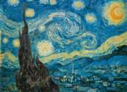 "Clementoni Van Gogh ""Starry Night"" Jigsaw Puzzle"