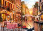 Venezia Painting - 1500 pc Jigsaw Puzzle by Clementoni