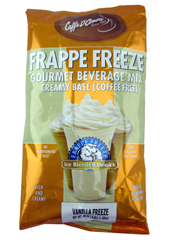 Caffe D'Amore Frappe Freeze (Coffee Free) - 3 lb. Bulk Bag