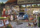 Dayton's Garage - 260pc Jigsaw Puzzle by Anatolian
