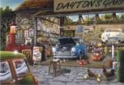 Anatolian Dayton's Garage Jigsaw Puzzle