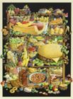 Shadowbox Hunt-food - 1000pc Jigsaw Puzzle by Anatolian