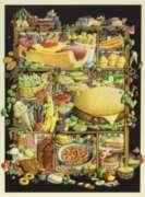 Anatolian Shadowbox Hunt-food Jigsaw Puzzle