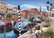 Anatolian Venetian Canal Jigsaw Puzzle