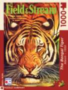 New York Puzzle Company Bengal Tiger Jigsaw Puzzle