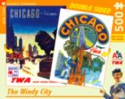 Chicago DS - 500pc Jigsaw Puzzle by New York Puzzle Company