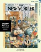 New York Puzzle Company The Treasure Jigsaw Puzzle