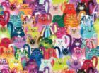 Emma Schonenberg: Cat's True Colors - 1000pc Jigsaw Puzzle by Andrews + Blaine