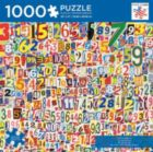 Michael Albert: The Number Pi - 1000pc Jigsaw Puzzle by Andrews + Blaine