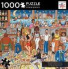 Charles Fazzino: Manhattan, Martini's & Moonlight - 1000pc Jigsaw Puzzle by Andrews + Blaine