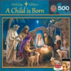 A Child is Born - 500pc Jigsaw Puzzle by Masterpieces