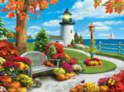 Masterpieces Autumn Sail JIgsaw Puzzle