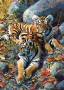 Masterpieces Bengal Tiger Jigsaw Puzzle