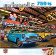 Masterpieces Custom Classics Jigsaw Puzzle