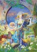 Masterpieces Cybele's Secret Glitter Jigsaw Puzzle