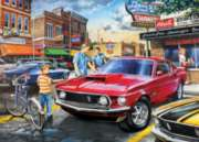 Masterpieces Dave's Diner Jigsaw Puzzle