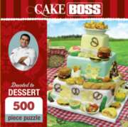 Masterpieces Devoted to Dessert Jigsaw Puzzle