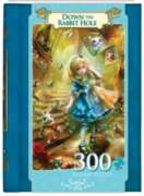 Masterpieces Down the Rabbit Hole Jigsaw Puzzle