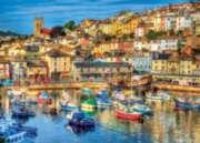 Masterpieces Enchanted Harbor Jigsaw Puzzle