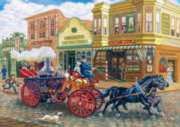 Masterpieces Fire Brigade Jigsaw Puzzle