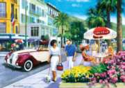 Masterpieces French Riviera Jigsaw Puzzle