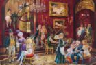 Gentleman's Club - 1000pc Jigsaw Puzzle by Masterpieces
