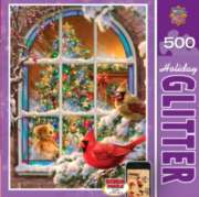 Masterpieces Home for the Holidays Jigsaw Puzzle
