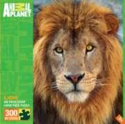Masterpieces Lion Jigsaw Puzzle