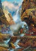 Masterpieces Pandora Rail Jigsaw Puzzle