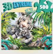 Masterpieces Tiger Love Jigsaw Puzzle