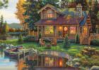 Weekend Getaway - 1000pc Jigsaw Puzzle by Masterpieces