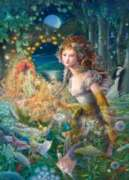 Masterpieces Wildwood Dancing Glitter Jigsaw Puzzle