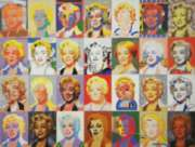 Puzzles Michele Wilson Marylin Monroe Handcrafted Jigsaw Puzzle
