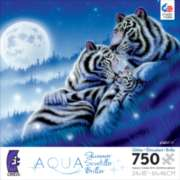 Ceaco Aqua Shimmer Dancing Light Jigsaw Puzzle