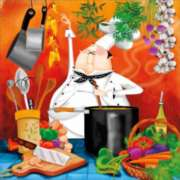 Ceaco Chef in Kitchen 2015 Oversized Jigsaw Puzzle
