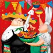 Ceaco Cinco de Mayo Oversized JIgsaw Puzzle