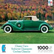 Ceaco Classic Cars Jigsaw Puzzle | Green