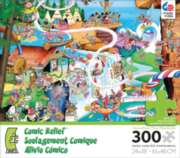 Ceaco Rocky Mountains Oversized Jigsaw Puzzle