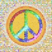 Ceaco EMOJI Peace Oversized Jigsaw Puzzle