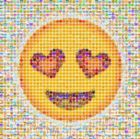 EMOJI: Smile - 300pc Oversized Jigsaw Puzzle by Ceaco