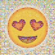Ceaco EMOJI Smile Oversized Jigsaw Puzzle